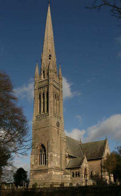 St Mary's C of E, South Dalton