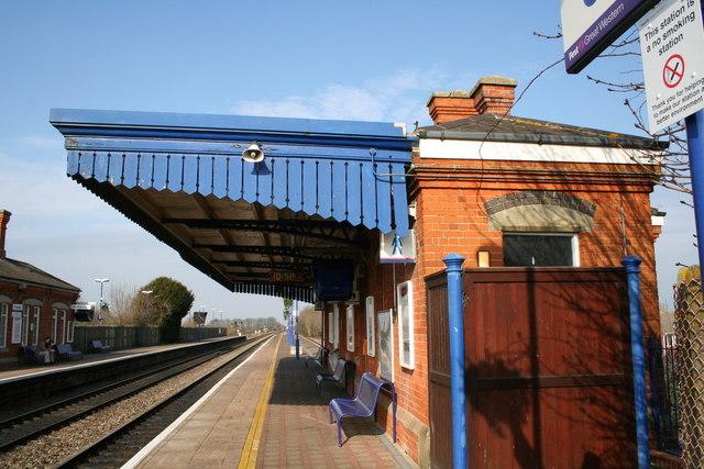 Missing from Platform 3