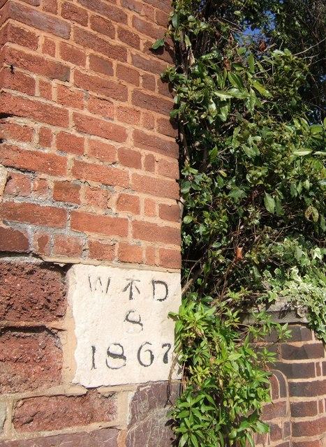 Boundary stone, Exeter