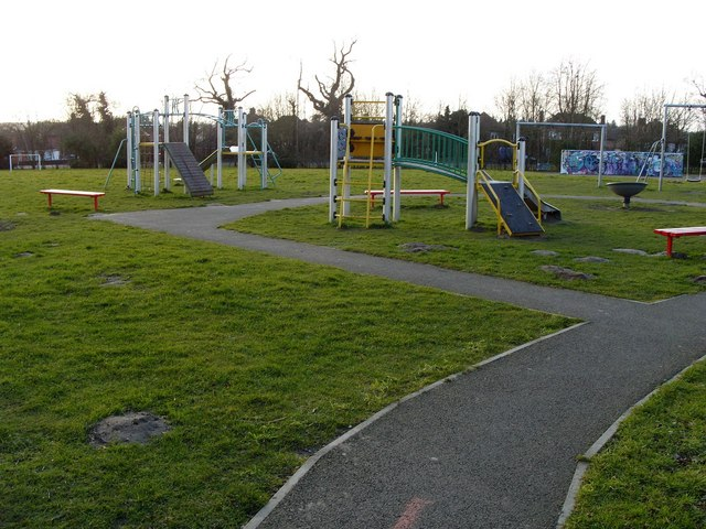 Children's Play Area, Harford Park
