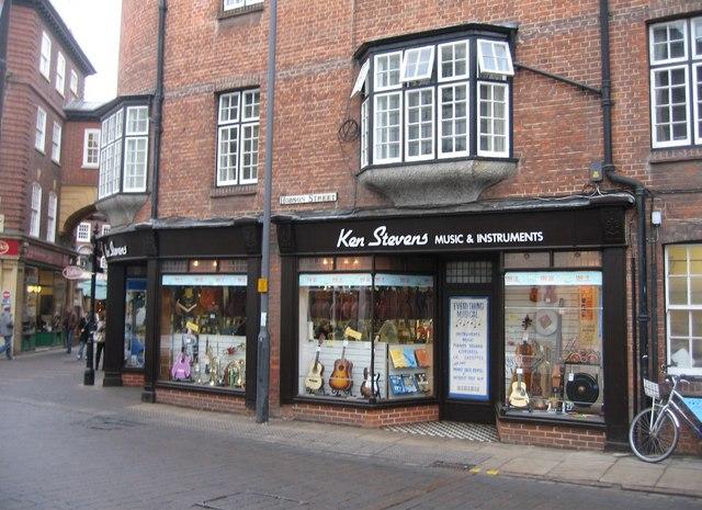 Ken Stevens - Hobson Street