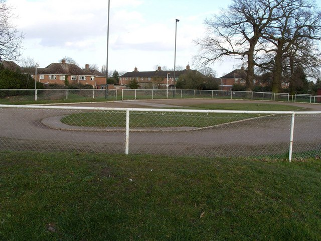 Cycle Speedway Track, Harford Park