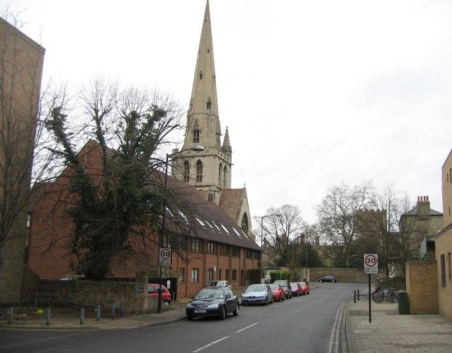 Manor Street & All Saints Church