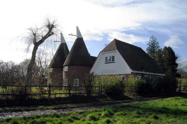 Fiddlers Oast, Watermill Lane, Beckley, East Sussex
