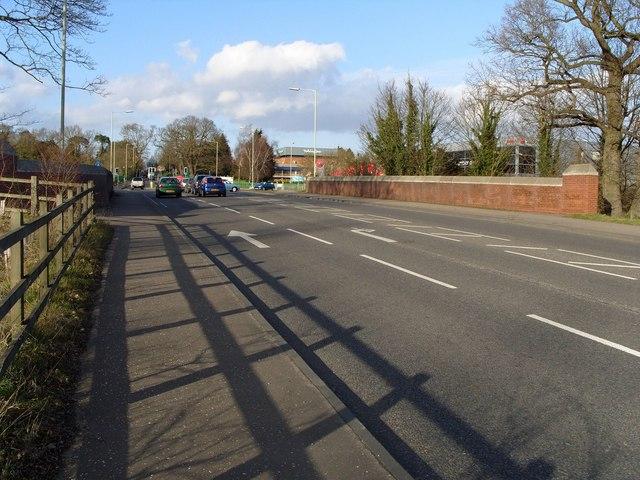 Harford Railway Bridge, Ipswich Road