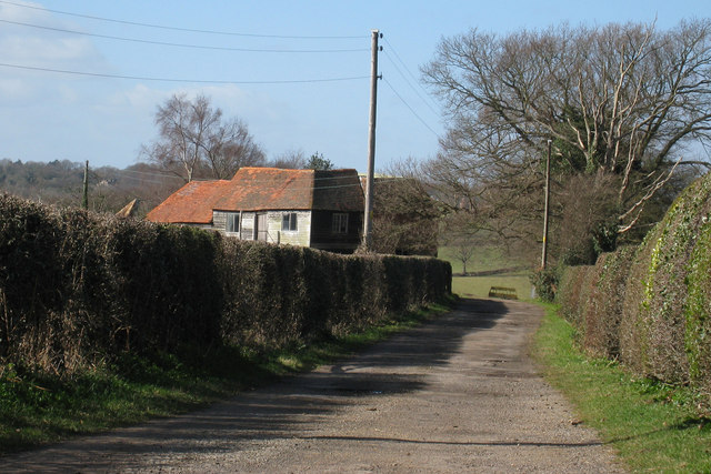 Tile Barn Farm, Furnace Lane, Beckley, East Sussex