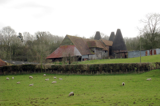 Oast House at Conster Manor, Northiam Road, Brede, East Sussex