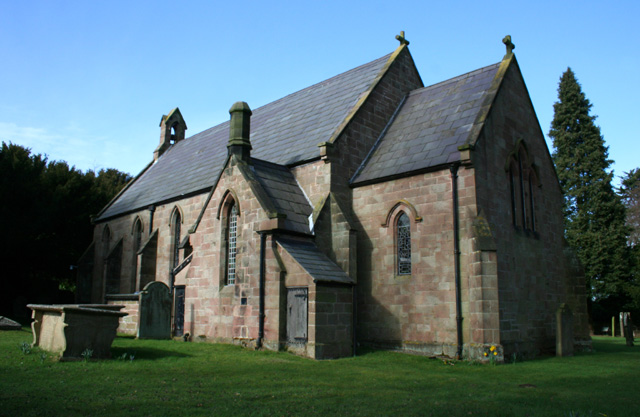 Church of the Holy Trinity, Bickerton