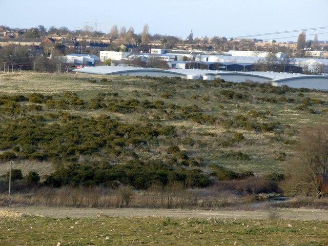 Former Norwich Rubbish Dump, Harford