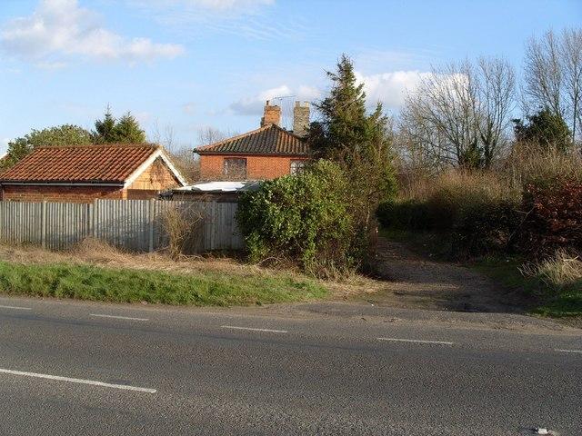Farm Cottage Terrace, Harford Bridge
