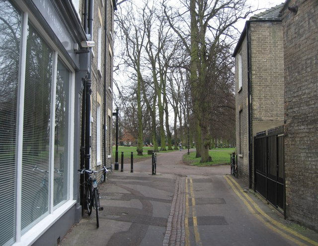 View of Pike's Walk