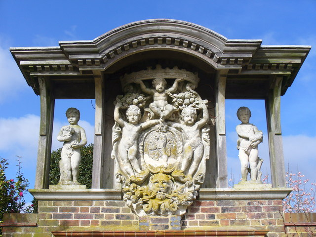 Ornamental Arch, Nymans