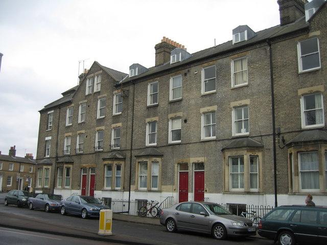 Student accommodation - Jesus Lane