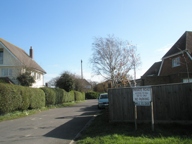 Mill Close, Hayling Island