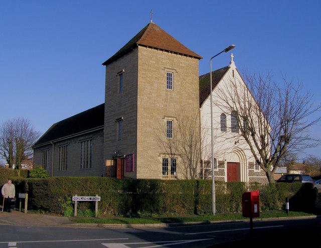 St. Thomas More Roman Catholic Church, Seaford