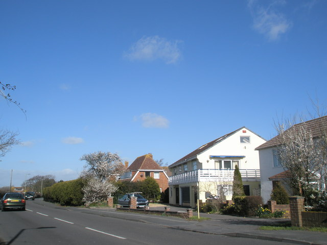 The Havant Road