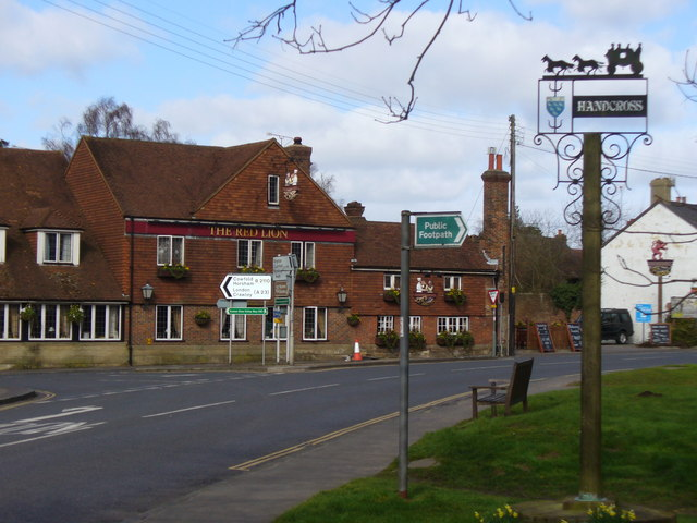 The Red Lion, Handcross