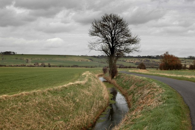 Romney Marsh - North-east of Newchurch