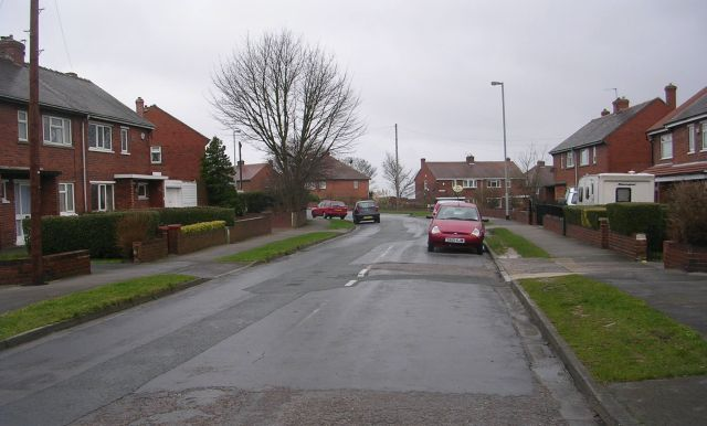 Holme Leas Drive - Kingsway