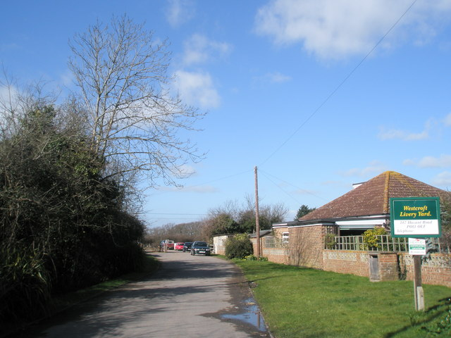 Westcroft Livery Yard, North Hayling