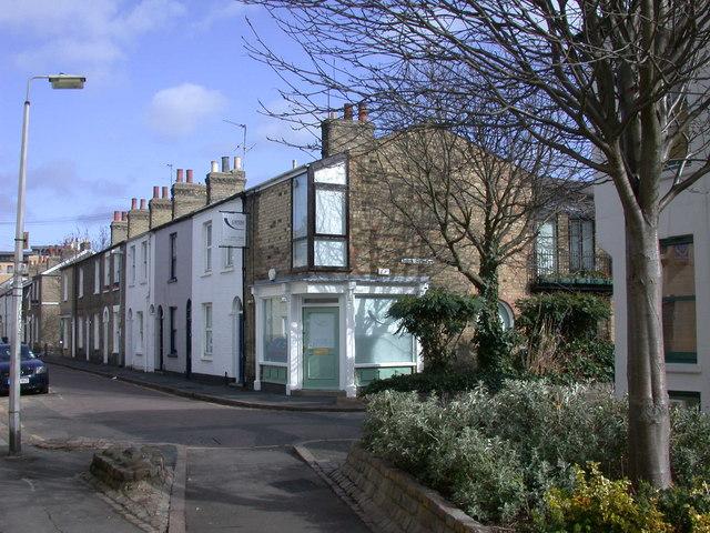 Corner of City Road and John Street
