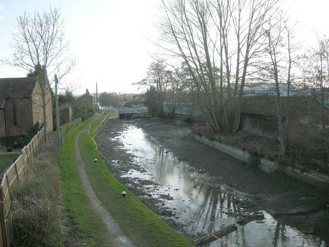 Whilton Locks-Grand Union Canal