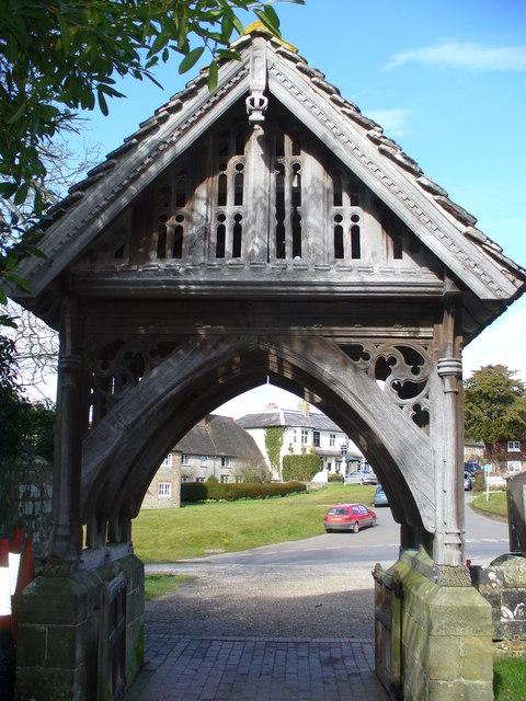Slaugham Lych Gate