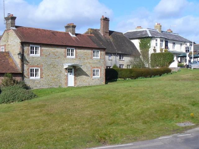 Old Cottages, Slaugham