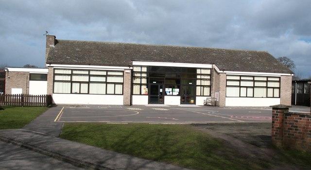 Huby village school