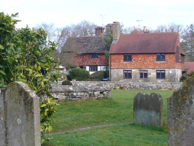 Cottages, Slaugham
