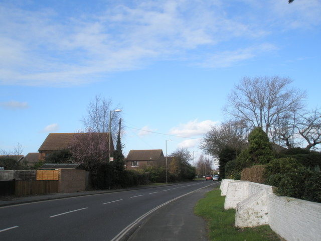 Newtown Lane, Hayling Island