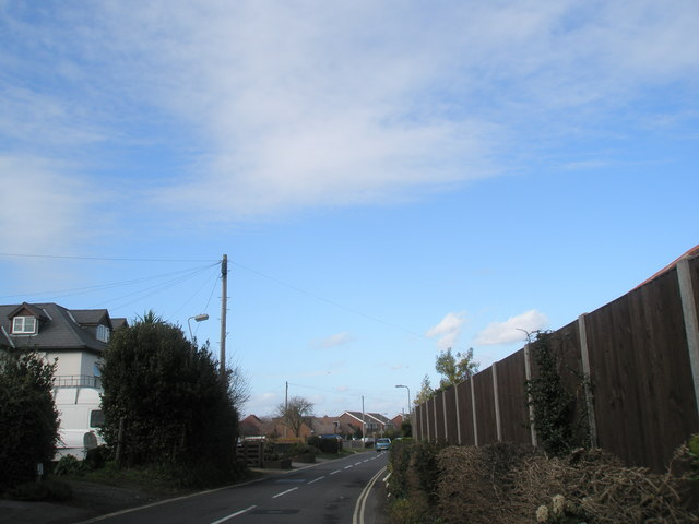 West Lane on Hayling