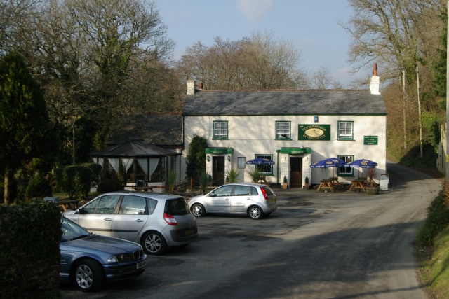 The Notter Bridge Riverside Inn