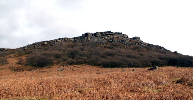 Mooredge looking to Great Tor