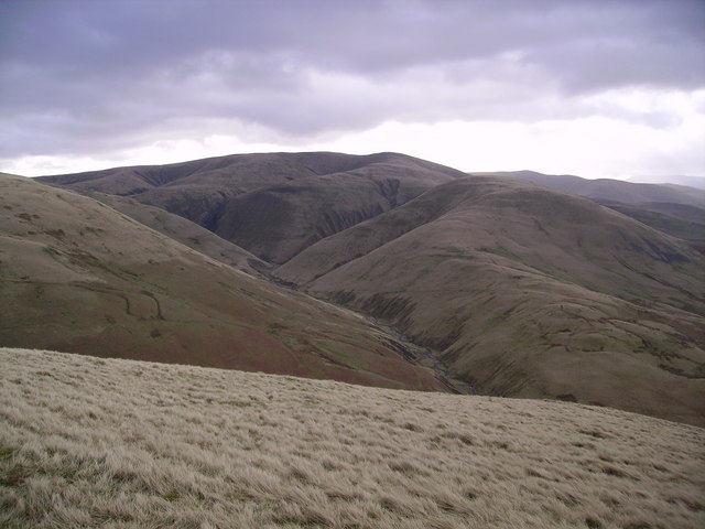 From Blease Fell