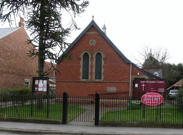 Huby Methodist Church