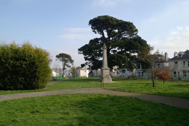 Victoria Gardens, Saltash