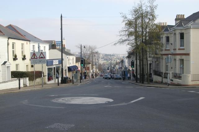 Fore Street, Saltash