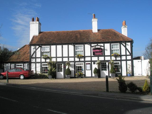 Jaspers Restaurant in Station Road