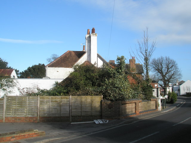 Station Road, West Town on Hayling