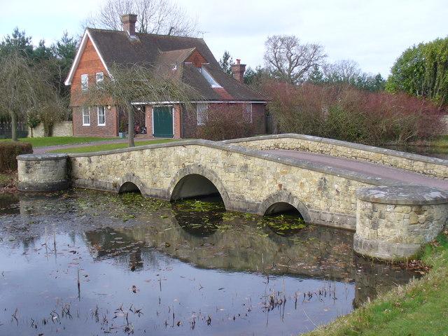 Bridge to Lydhurst