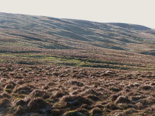 The western flanks of Chapel Fell (2)