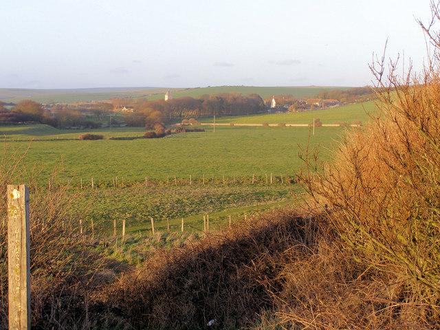 Bishopstone Village, near Seaford