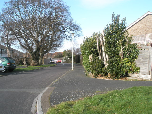 Richmond Close (near Hayling Park)