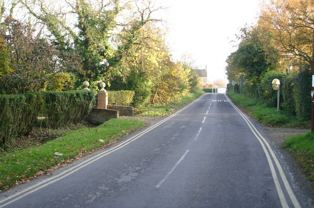 The road from Holton