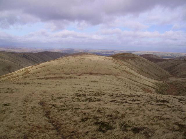Taffergill Hill