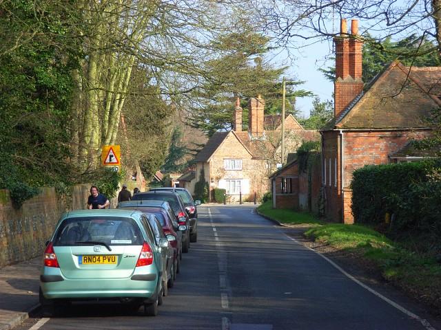 Sonning Lane, Sonning