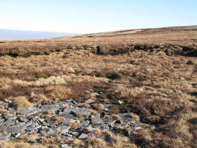 Chapel Fell above the currick