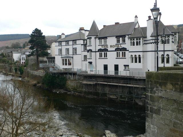 The Royal, Llangollen