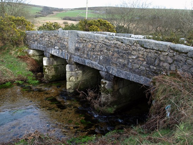 Bridge over the Fowey
